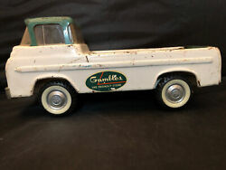 Rare Vintage Nylint Ford Gambles Pick Up Truck