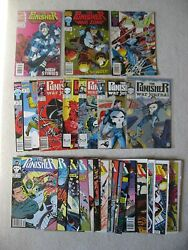 40 Punisher Comics Copper Age To Modern Age