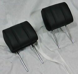 Land Rover Oem Range Rover L405 Winged Windsor Leather Headrest Pair Any Color