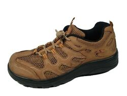 Gdefy Airo Hiking Trail Walking Shoes Womenand039s Size 8m Brown Tb9014ftn Trampoline