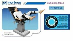 Tmi 1203 General Surgery Ot Table Semi Electric Operation Theater Surgical Table