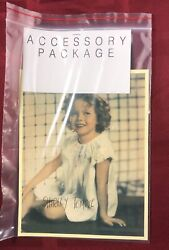 The Shirley Temple Antique 15 Porcelain Reproduction Doll By The Danbury Mint