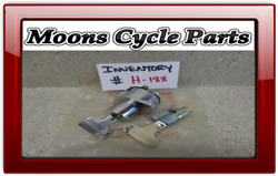 Nos 1962-1968 Honda Cl-77 Cl-72 Ignition Switch And Keys Lock Set 35010-273-010