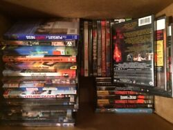 Lot Of 59 Used Dvds Assorted Movies Tv Shows Bulk Dvd Lot Wholesale Free Ship