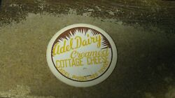 Adel Dairy Adel Iowa Container Cap Nos Free Shipping