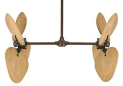 Fanimation Fans Fp240rs5080ss Palisade 8 Blade Ceiling Fan With Wall Control -