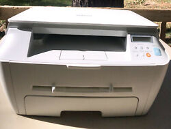 Samsung Scx 4100 3-in-1 Print Scanner- Digital Copier 1521 Page Count With Toner