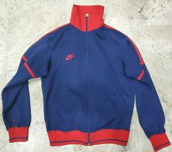 Ultra Rare 1985 Nike Chinese Edition Warmup Jacket Youth Or Women's Size Small