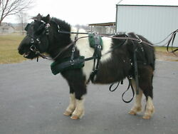 Deluxe Mini Harness Amish Made From Biothane Brand New