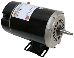 U.s. Motors Emerson 48y Thru-bolt Dual Speed 3/0.38hp Full Rated Pool And Spa