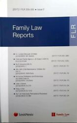 Family Law Reports From 1980 To 2017 Complete Set Family Law Lexisnexis