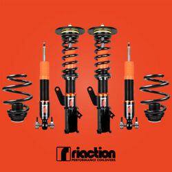Riaction Coilovers 32 Way Adjustable Dampening For Ford Fusion 2013-2019