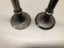 Ford Exhaust Valves