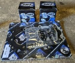 Sea Doo 947 951 Carbed .5 Mm Overbore Piston Pistons Top End Gasket Kit Xp Gsx