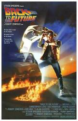Back To The Future Poster Set 4 Posters By Drew Struzan 1-2-3 And Test Print