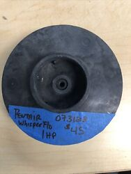 Whisperflo 1 Hp Pool Pump Impeller Replacement For Pentair 073128 Used