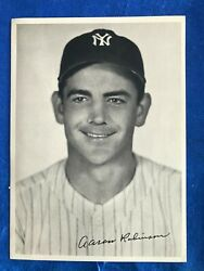 Aaron Robinson 1947-50 New York Yankees Picture Pack 6 1/2 X 9 44872