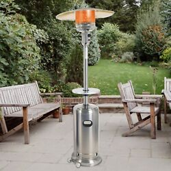 Stainless Steel Table For Patio Heater