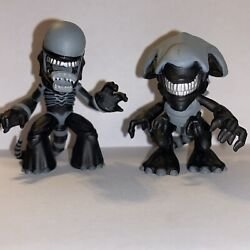 Funko Mystery Minis Sci Fi Series 1 And 2 Alien And Alien Queen Xenomorph Lot
