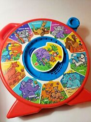 1989 See N Say See And Say Liand039l Zoo Pals Mattel Working In Good Cond