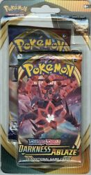 Pokemon Sword And Shield Darkness Ablaze Blister 6 Box Case Blowout Cards