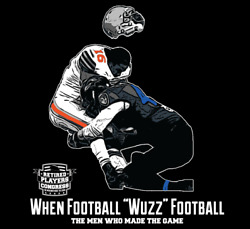 Football Action Picture T-shirt When Football Wuzz Football Top1 Fan Favorite
