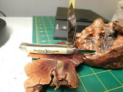 Vtg. Imperial Usa Two Blade Folding Knife 2170537,p2234833,2889400. Pearl W/ad