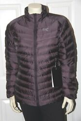 Arcand039teryx Cerium Lt Jacket Womenand039s Down - Large L - Whiskey Jack - New
