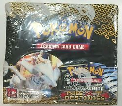 Pokemon Black And And White Next Destinies Booster Box [36 Packs] Sealed English