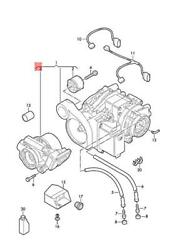 Genuine Vw Four-wheel Coupling With Control Unit 0cq525554f