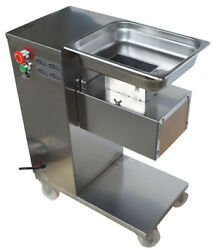 Usa Stock Qe Commercial Meat Slicer Machine Body No Blade Meat Cutter Body160541