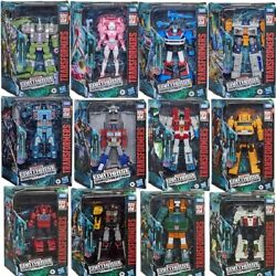 Transformers War Of Cybertron Toys Transformation Action Figure Studio Series