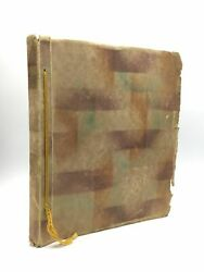 Vernacular Photography / Photograph Album With Images Of The 1927 Shanghai