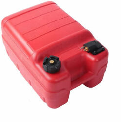 24l Boat Fuel Tank Portable Marine Outboard Fuel Tank With Connector