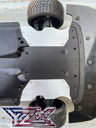 Front Air Dam Diffuser Block Off Plates Arrma Felony Infraction Limitless Usa