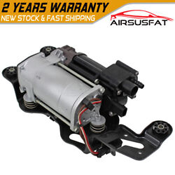37206875177 For Bmw X5 F15 F85 X6 F16 12-19 Air Suspension Compressor Pump New