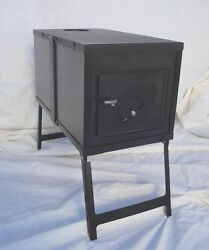 Kni-co Tundra Take Down Wood Burning Camp Stove Deluxe Package