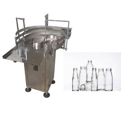 Brand New Automatic Bottle Accumulation Table 23.6 W/enhanced Stainless Best