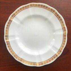 Royal Crown Derby Bread And Butter Plate - Store Display Plate With Tags