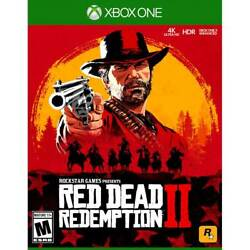 Red Dead Redemption 2 Standard Edition Xbox One $19.99