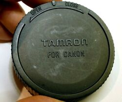 Tamron Rear Lens Cap 24-70mm F/2.8 G2 Vc For Canon Eos Ef Mount 90mm Macro