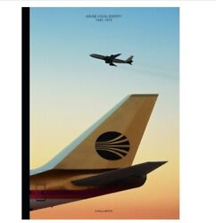 airline Visual Identity 1945 To 1975 Book Collectible Graphic Design Mc Huhne