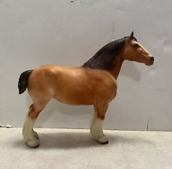 Traditional Breyer Clydesdale Mare #83 1969 89 Signed Peter Stone