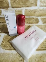 Shiseido Urban Environment Oil-free Facial Cottonultimune Mini Set
