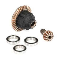 Traxxas X-maxx 8s Complete Rear Differential New Factory Pre-assembled Part 7881