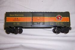 Lionel O Scale Great Northern Box Car 6464450