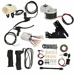 New Electric Bicycle Motor Conversion Bike 36v 250w Controller Combination Set