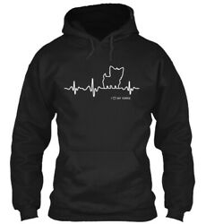 Teespring Alex Yorkie Heartbeat - Limited Edition Classic Pullover Hoodie