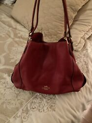 used medium crossbody coach handbags $100.00
