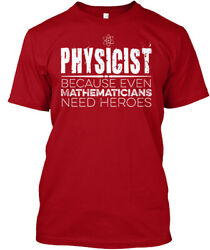 Teespring Shirts On Fire Physicist Hero Classic Tee 100% Cotton 100% Cotton
